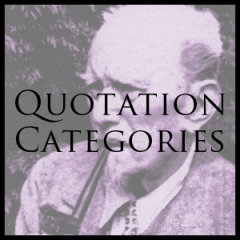 Thelema Quotation categories